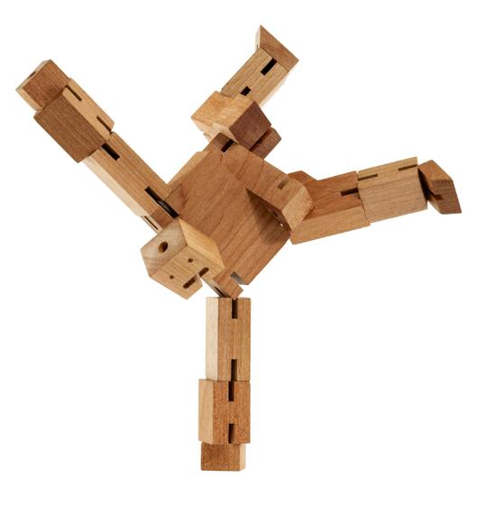 CubeBot from EcoArtware