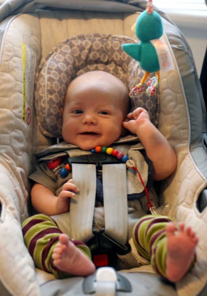 summer infant prodigy