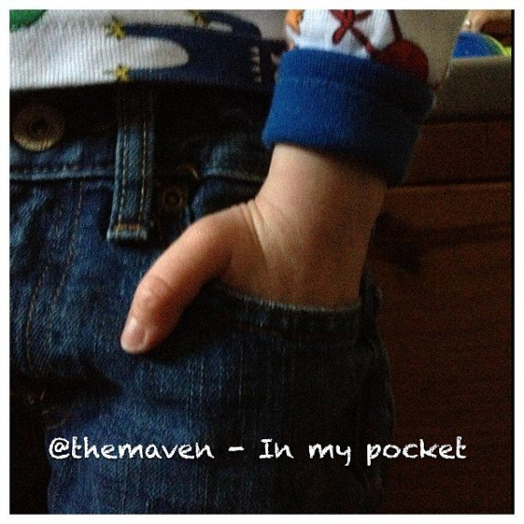 In My Pocket - January Photo a Day #7sDDPhotoaDay