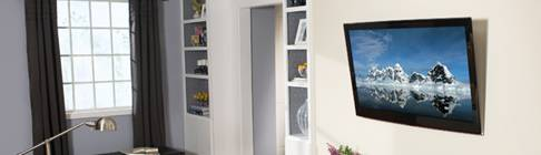flat tv wall mount