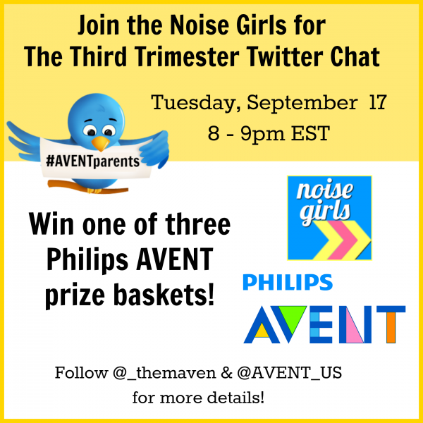 The Third Trimester Chat - The Maven of Social Media