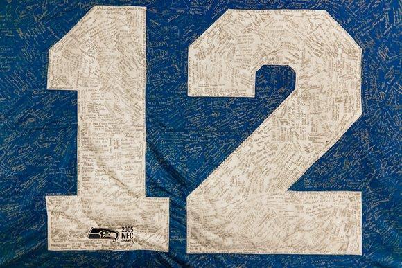 Seattle Seahawks Superbowl 2014
