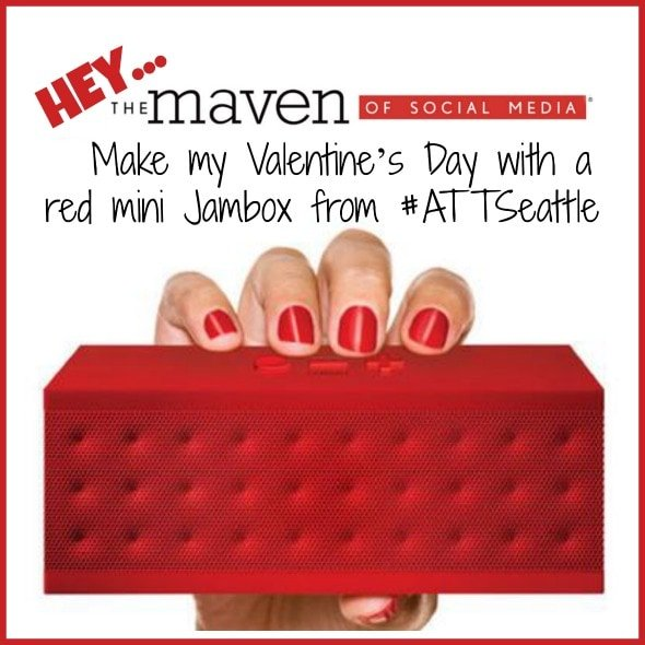 Jambox Giveaway - The Maven of Social Media ®