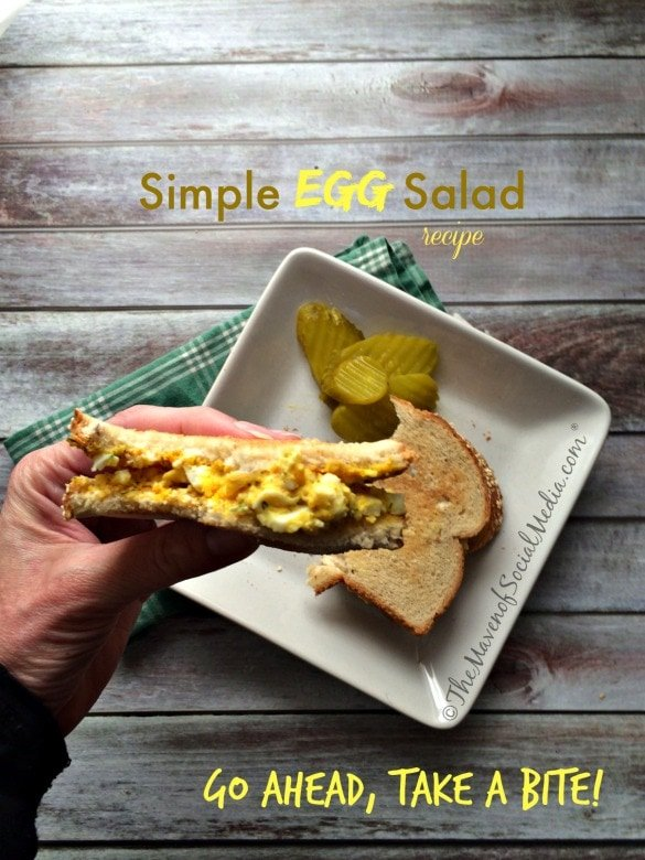 simple egg salad recipe