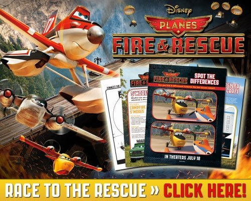 Free Fire & Rescue Printables