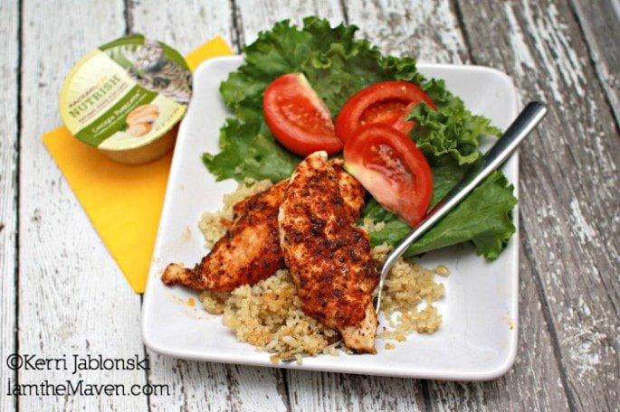 Baked Chicken and Nutrish #NutrishforCats #Sponsored #MC