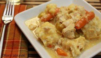Chicken and Dumplings #Labels4Edu #shop #cbias