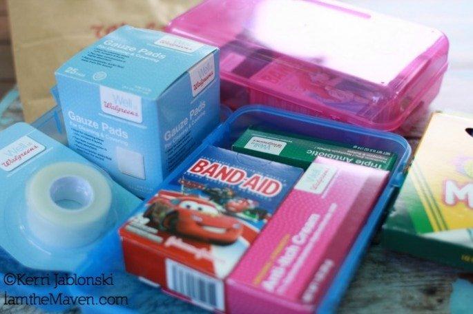 first aid supplies #giveashot #shop