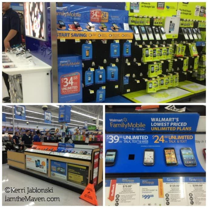 Alcatel One Touch Fierce at Walmart #Phones4School #cbias #shop