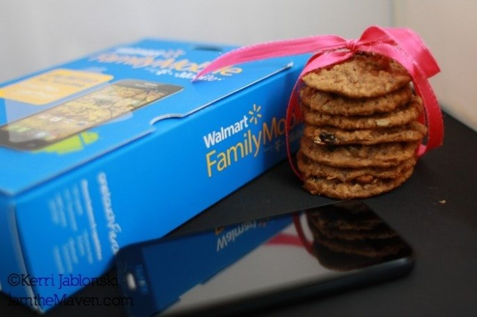 Walmart Best Plans plus cookies! #Phones4School #shop
