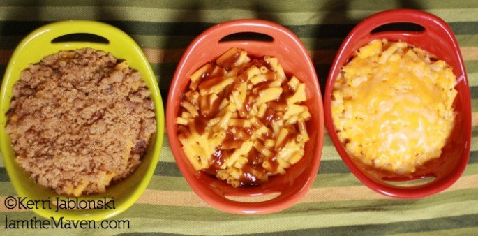 3 Ways to make mac and cheese #RollIntoSavings #shop