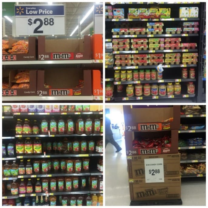 Find the Flavor of Fall at Walmart #FlavorofFall #CollectiveBias #Shop