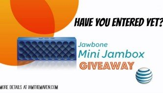 Jambox giveaway