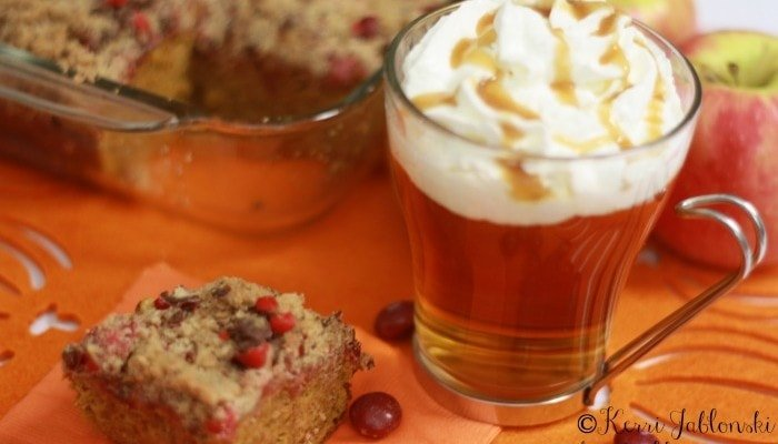 Apple Pumpkin Cake #FlavorofFall #CollectiveBias #Shop