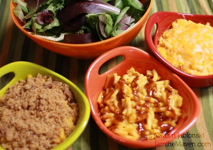 Mac and Cheese 3 Ways #RollIntoSavings #shop