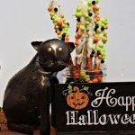 Halloween Pretzel Rods #SweetWorksFall #ad