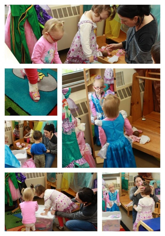 Princess fun at Preschool #DisneyBeauties #Shop