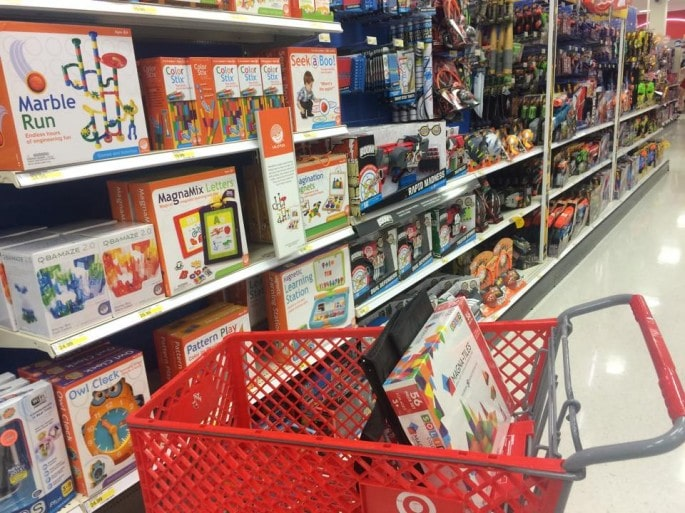 Toys from Target and the Toy Emporium #TargetToys #CollectiveBias #Shop