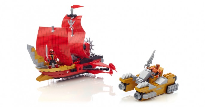 Sky Ship Showdown