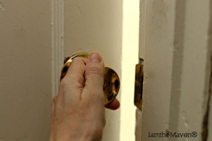 Take a break, close the door. #LoveLunchIn #ad