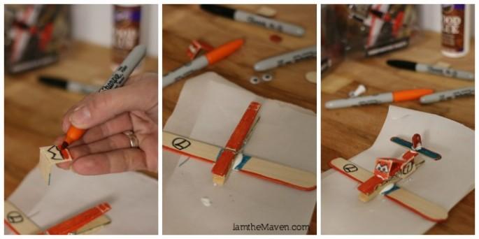 DIY Dusty Crophopper Ornament #PlanestotheRescue #ad #cbias