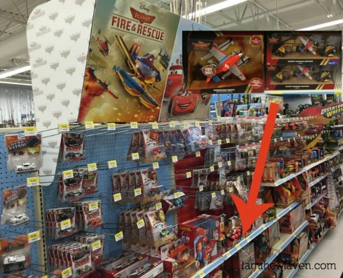 Save money on Disney Planes at Walmart #PlanestotheRescue #ad