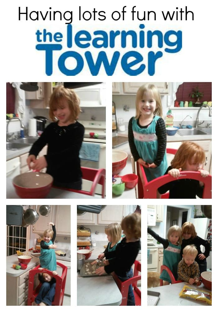 Grandkids on the Learning Tower #review