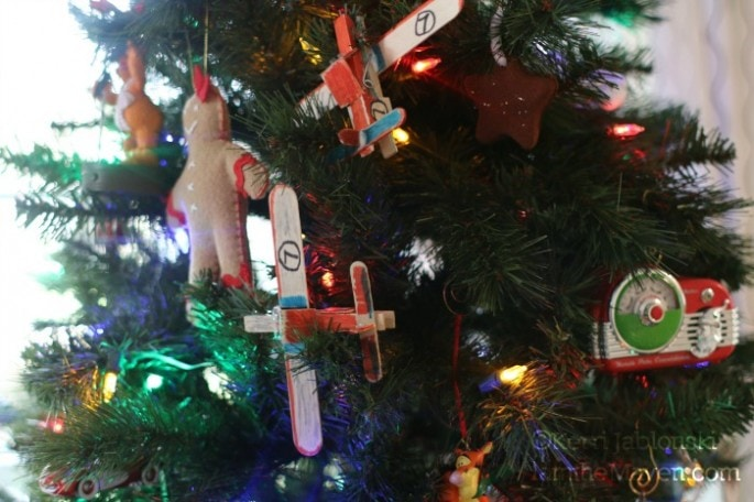 We love our Planes ornaments on the tree! #PlanestotheRescue #ad #cbias